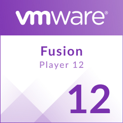 VMware Fusion 12 Player, ESD. Min. one year support required